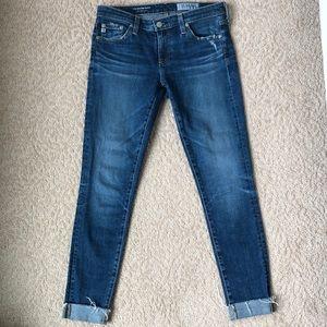AG The Legging Ankle denim jeans
